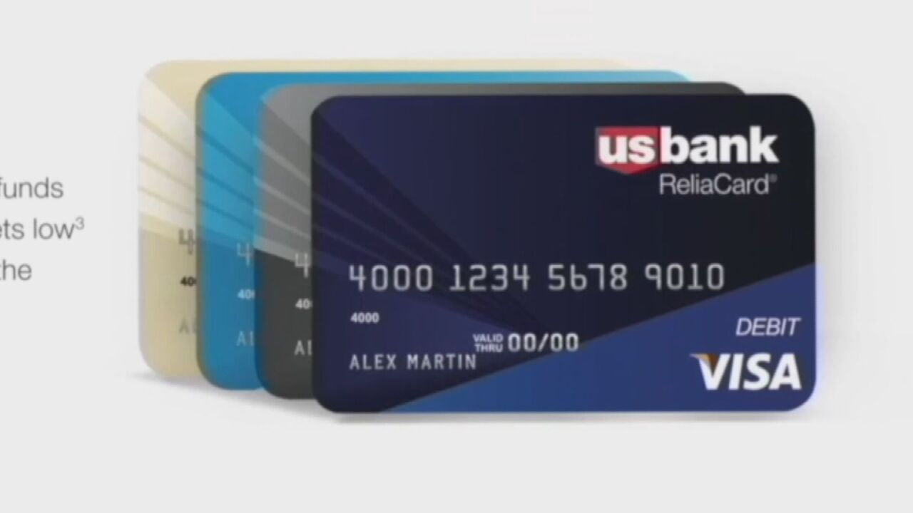 US Bank Reliacard