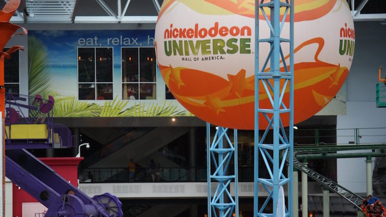 Nickelodeon's underwater theme park plan causes uproar