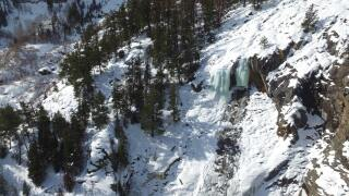 Jan 18 2020 avalanche in Ouray County_climber killed