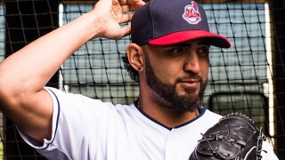 Indians pitcher Danny Salazar thanks fans for support after surgery