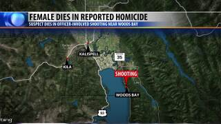 Police pursuit ends in Woods Bay area after fatal Kalispell shooting