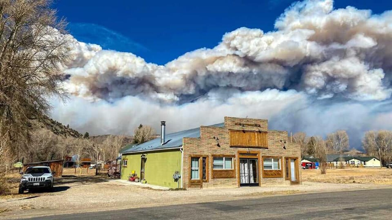 More closures put in place as East Troublesome Fire grows rapidly amid red flag conditions