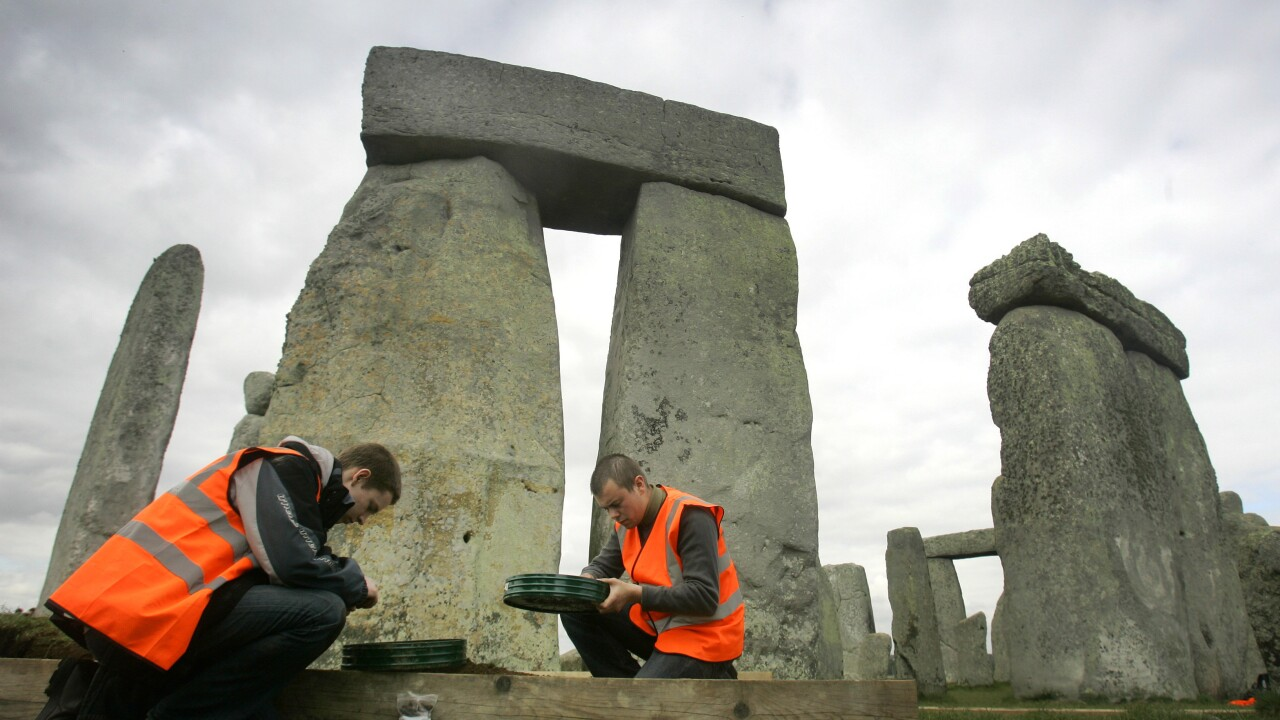 Origin of Stonehenge megaliths identified