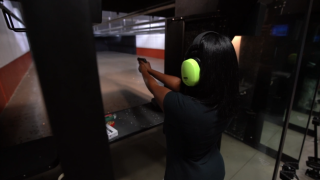 More looking to learn fundamentals of firearms training, citing police brutality and protests