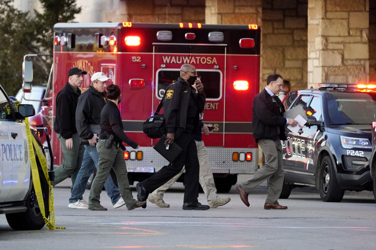 Mall Incident Wisconsin