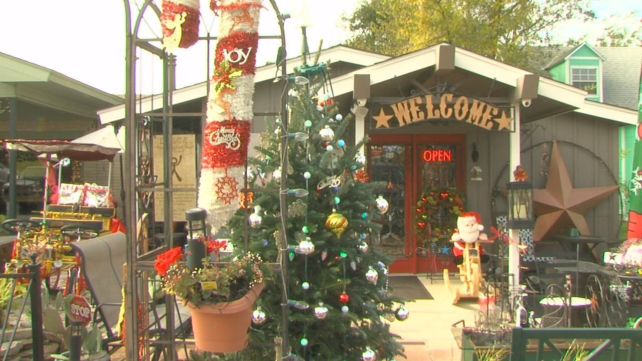 Salado Christmas Stroll continues through the weekend