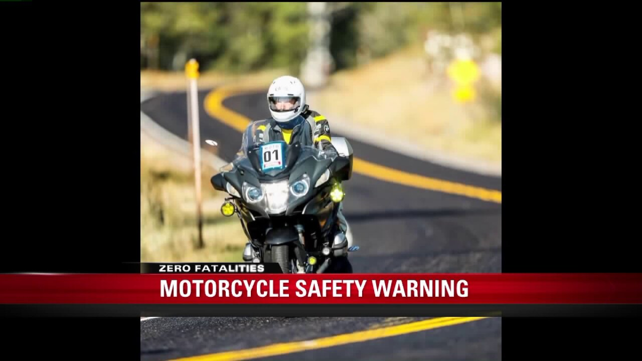 Zero Fatalities urges motorcycle safety after series of fatal crashes