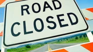Watch for these road closures this week