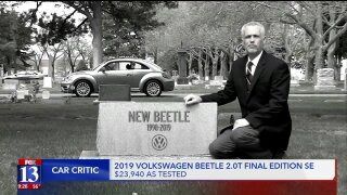 Car Critic: The last of the NewBeetles