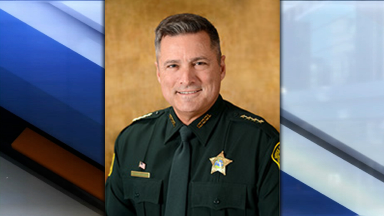 Florida sheriff hits, kills pedestrian on US 19