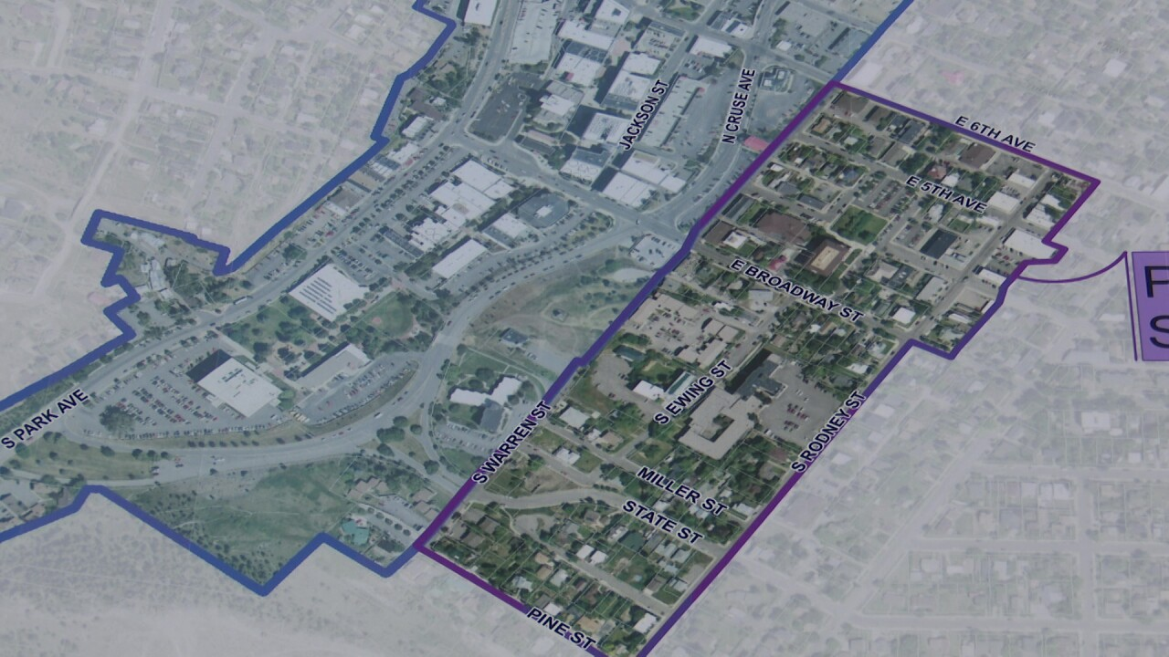 Helena leaders consider expanding the Downtown Urban Renewal District