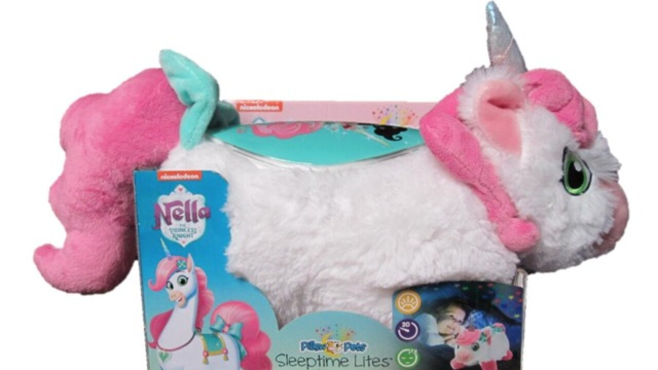 These are the 10 most dangerous toys on the shelves this holiday season, consumer group says
