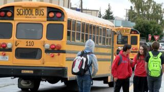 Butte school buses use new technology to keep track of students