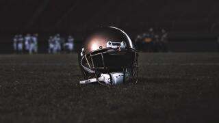 Football helmet generic