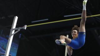 Poland European Indoor Athletics Championships Mondo Duplantis