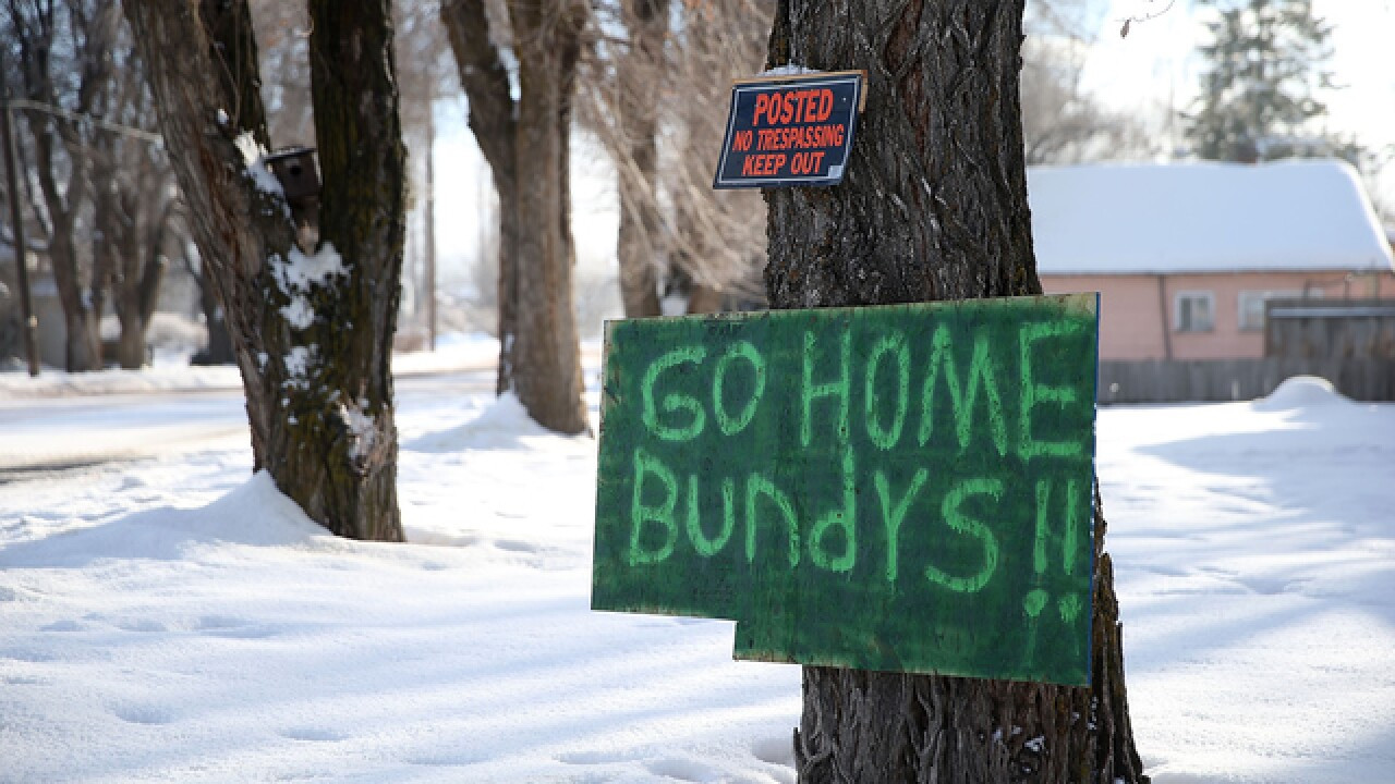 PHOTOS: 28 days of photos from Burns, Oregon