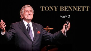 Legendary showman and music icon Tony Bennett returns to Caesars Windsor in May