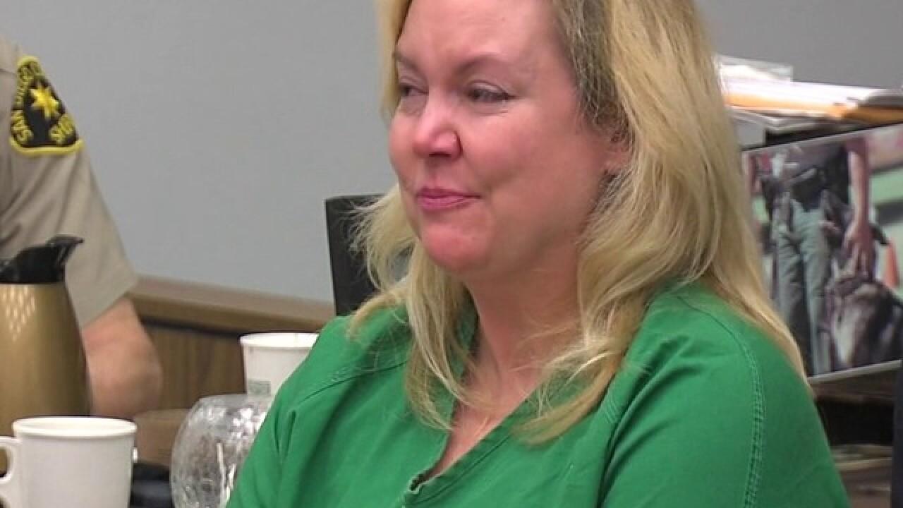 Julie Harper could get life for husband's murder