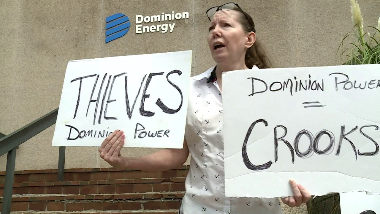 Virginians want refunds after Dominion Energy makes $379 million in extra profits – but a new law preventsthat