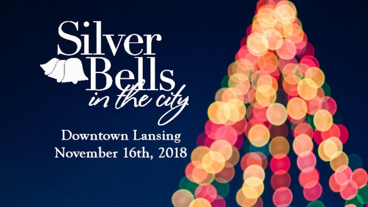 How to watch Silver Bells in the City Electric Light Parade replay on FOX 47