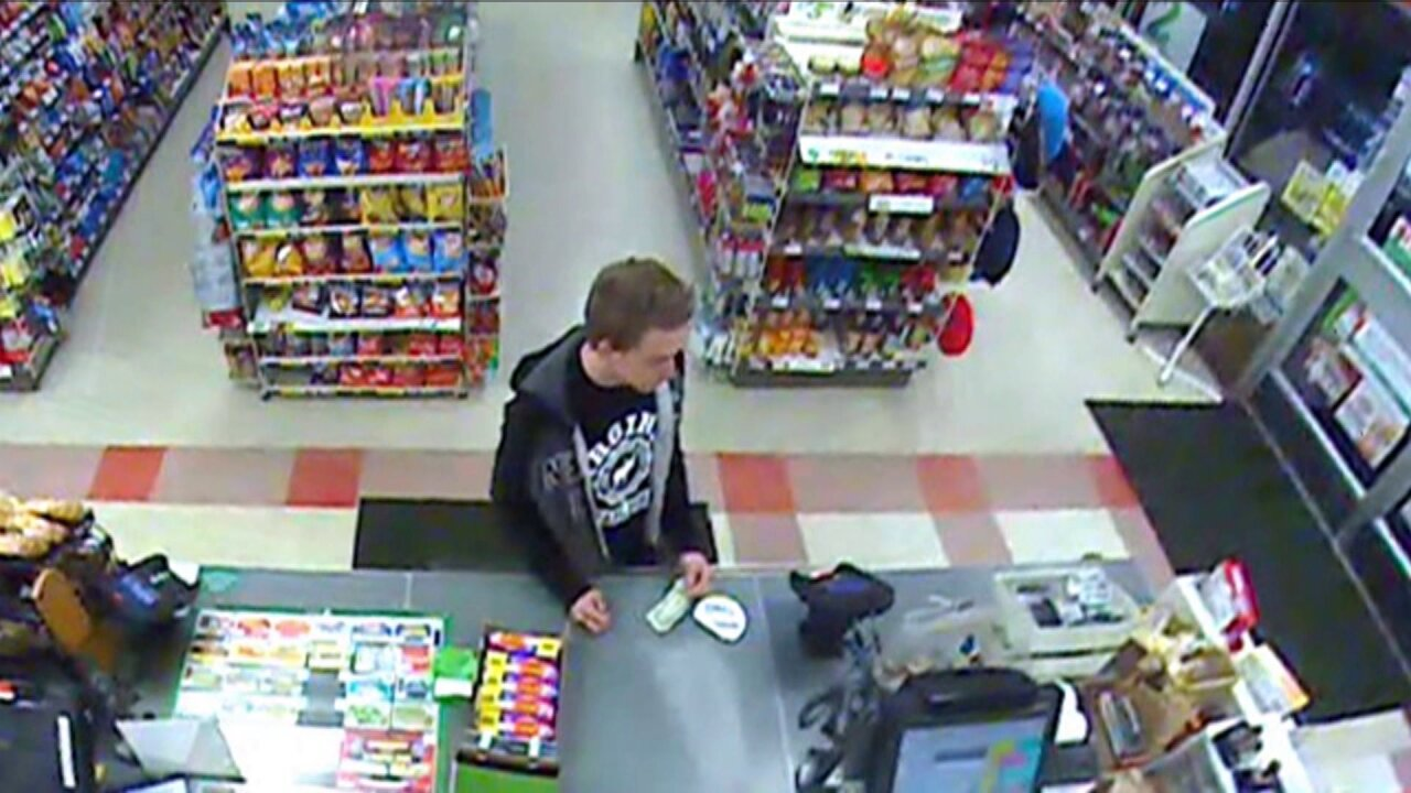 Police looking for man who robbed Newport News RiteAid
