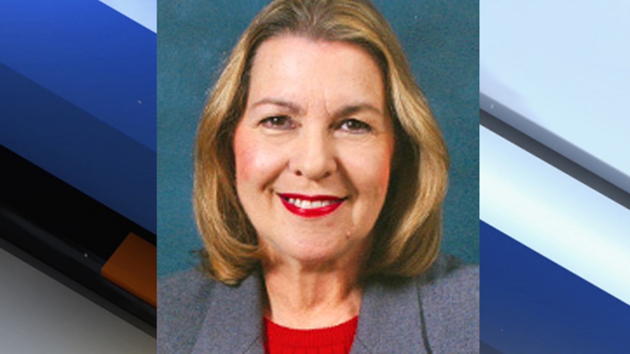 Florida State Senator Dorothy Hukill dies days after ending campaign to go to hospice