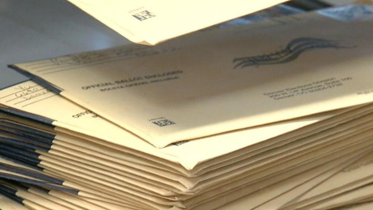 More than 60K ballots being sent late in Adams County