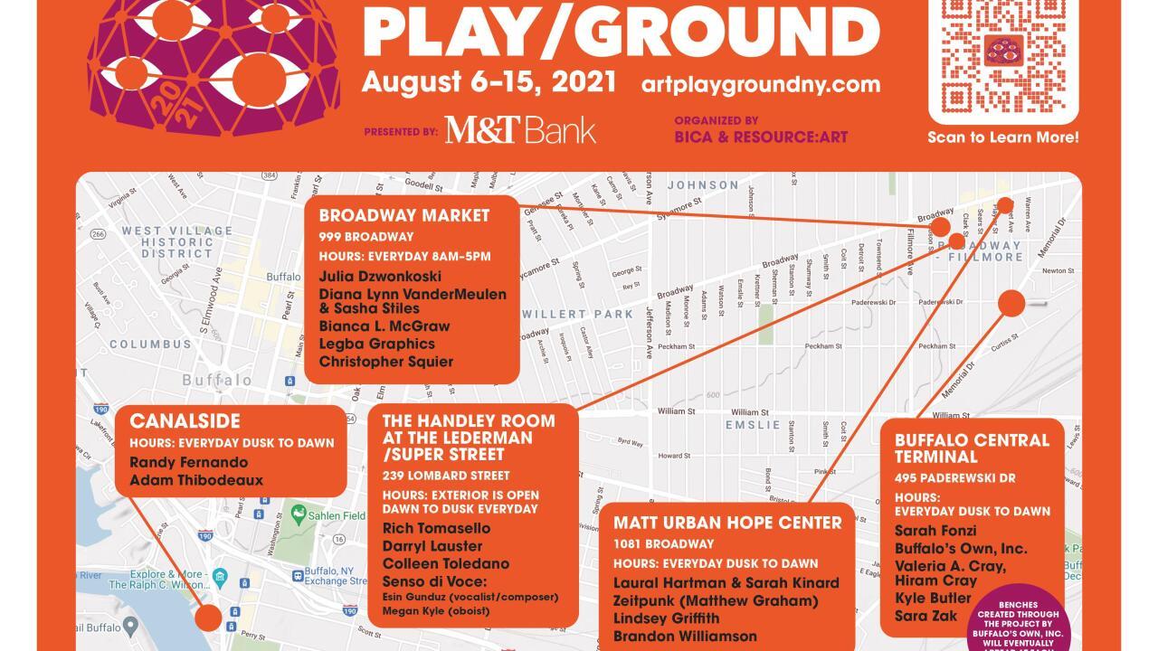 Playground Calendar