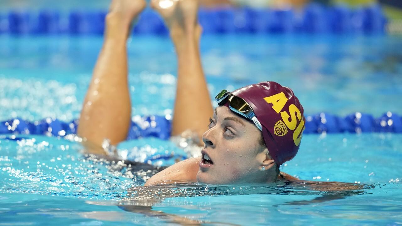 Allison Schmitt US Swimming Olympic Trials