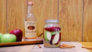 We Tried Infusing Our Own Apple And Cinnamon Vodka—here's How It Turned Out