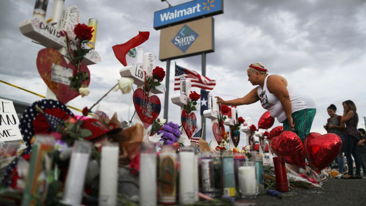 As the suspected El Paso gunman pleads not guilty, one survivor says she's 'trying to forget that evil'