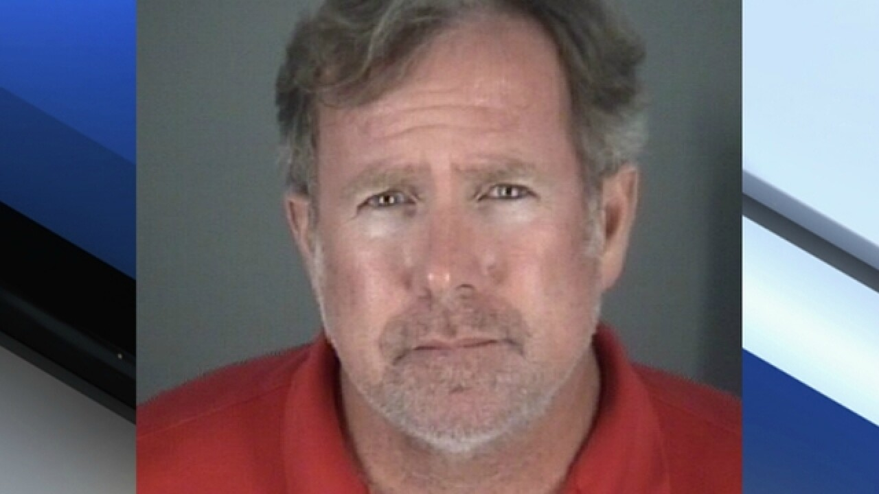 Pasco elementary school principal arrested