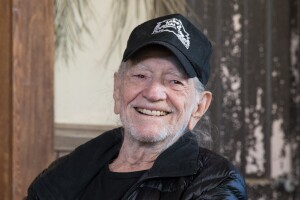 Willie Nelson says he's given up smoking grass because of health issues