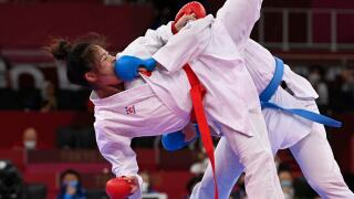 Tokyo Olympics karate in review: Sport debuts with high volume, energy