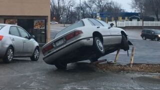 Freezing rain causes numerous accidents