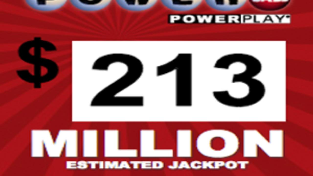 Mega Millions And Powerball Jackpots Reaching Combined 549 Milliion