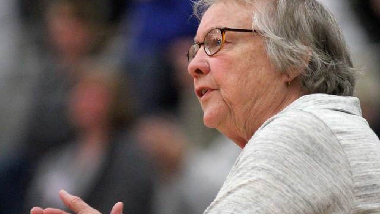 Talawanda High School names Mary Jo Huismann as its next girls' basketball coach