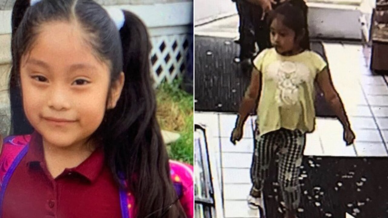 Reward at least $35,000 for 5-year-old girl who may have been abducted from a New Jersey playground