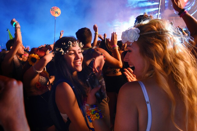 PHOTOS: Look back at 2016 Electric Daisy Carnival in Las Vegas