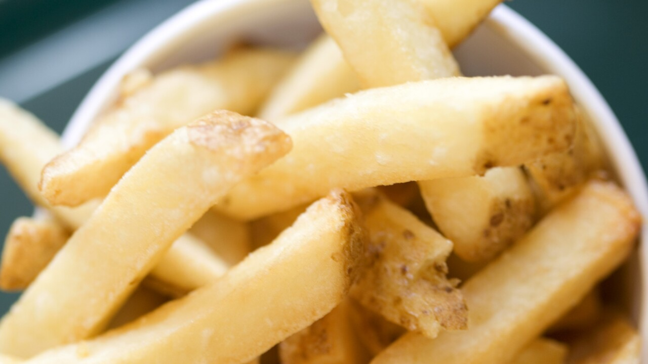Vive la National French Fry Day!