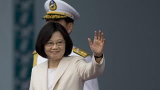 Taiwan President Tsai Ing-wen Inauguration In Taipei