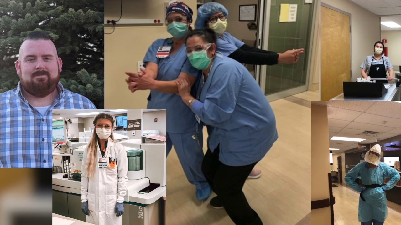 Teamwork bonds staff at Aurora South Medical Center