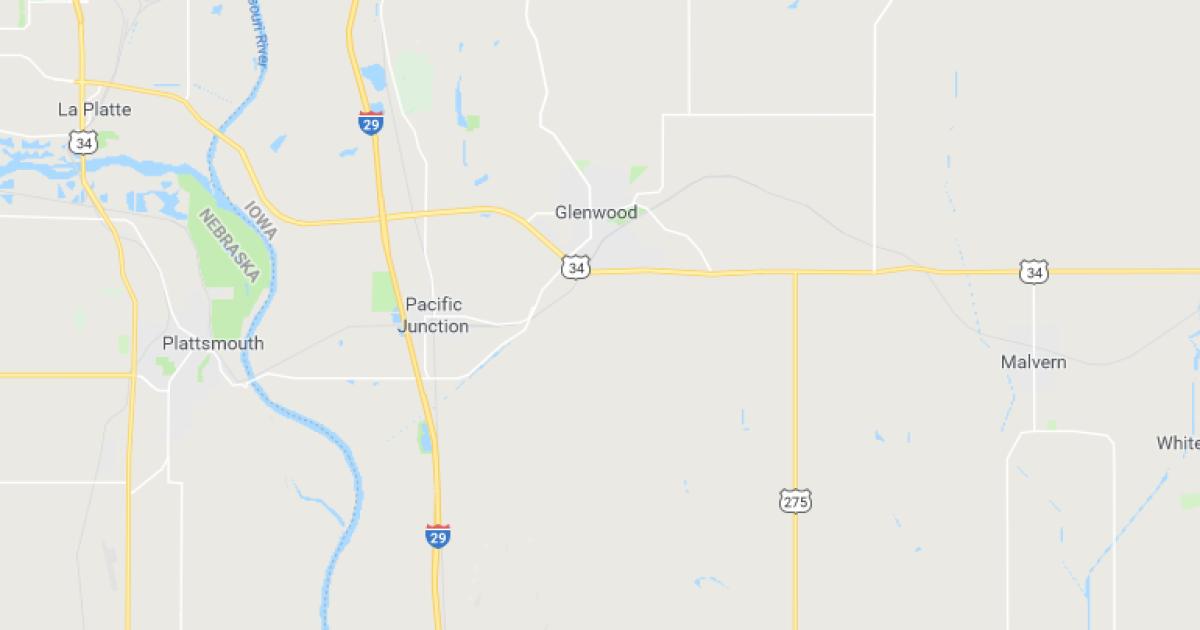 Highway 34 between Iowa and Nebraska re-opened