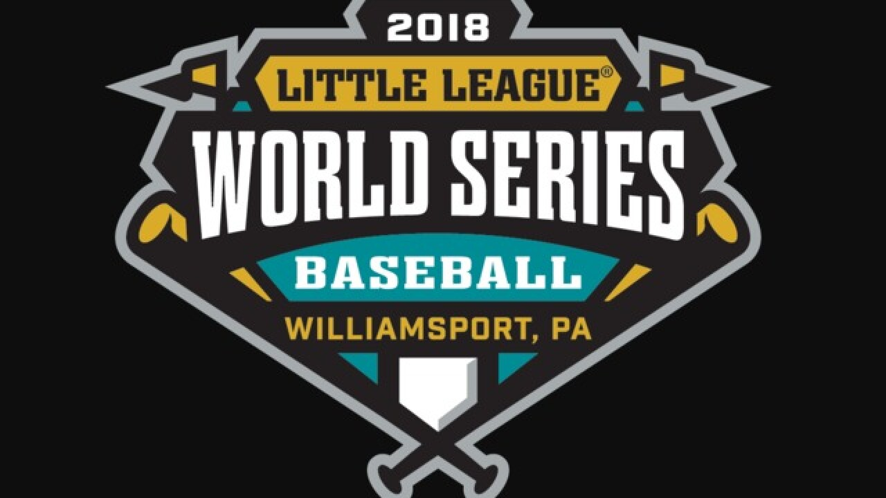 Grosse Pointe Woods advances in Little League World Series
