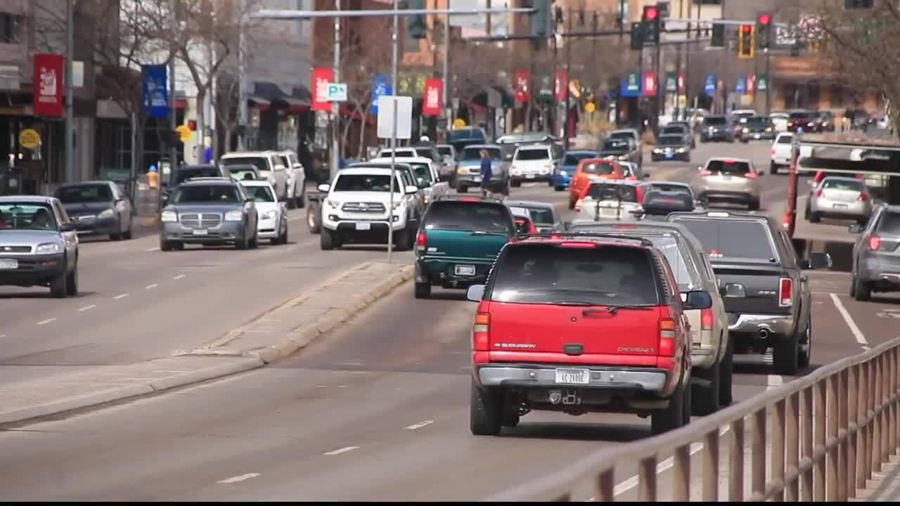 Higgins Avenue Bridge Traffic
