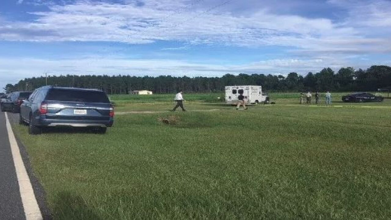 One dead after Alapaha shooting 2