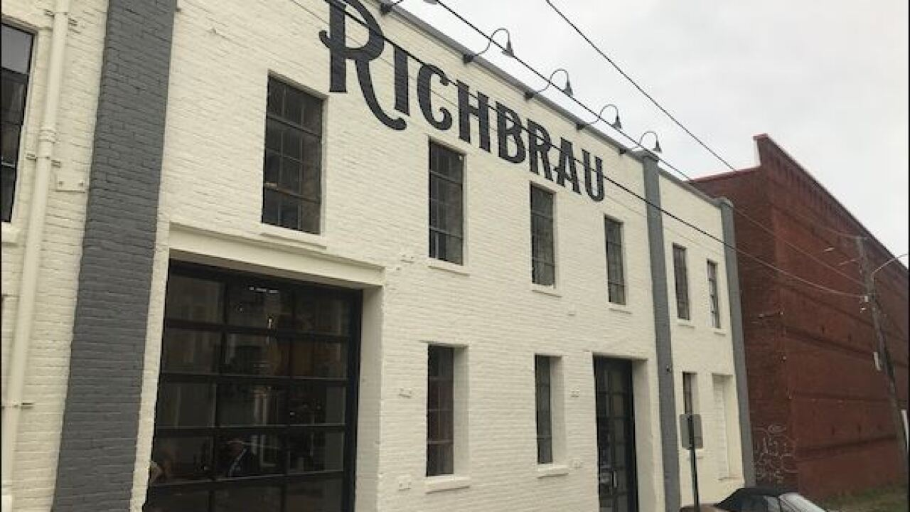 Richbrau brewery returns to Richmond