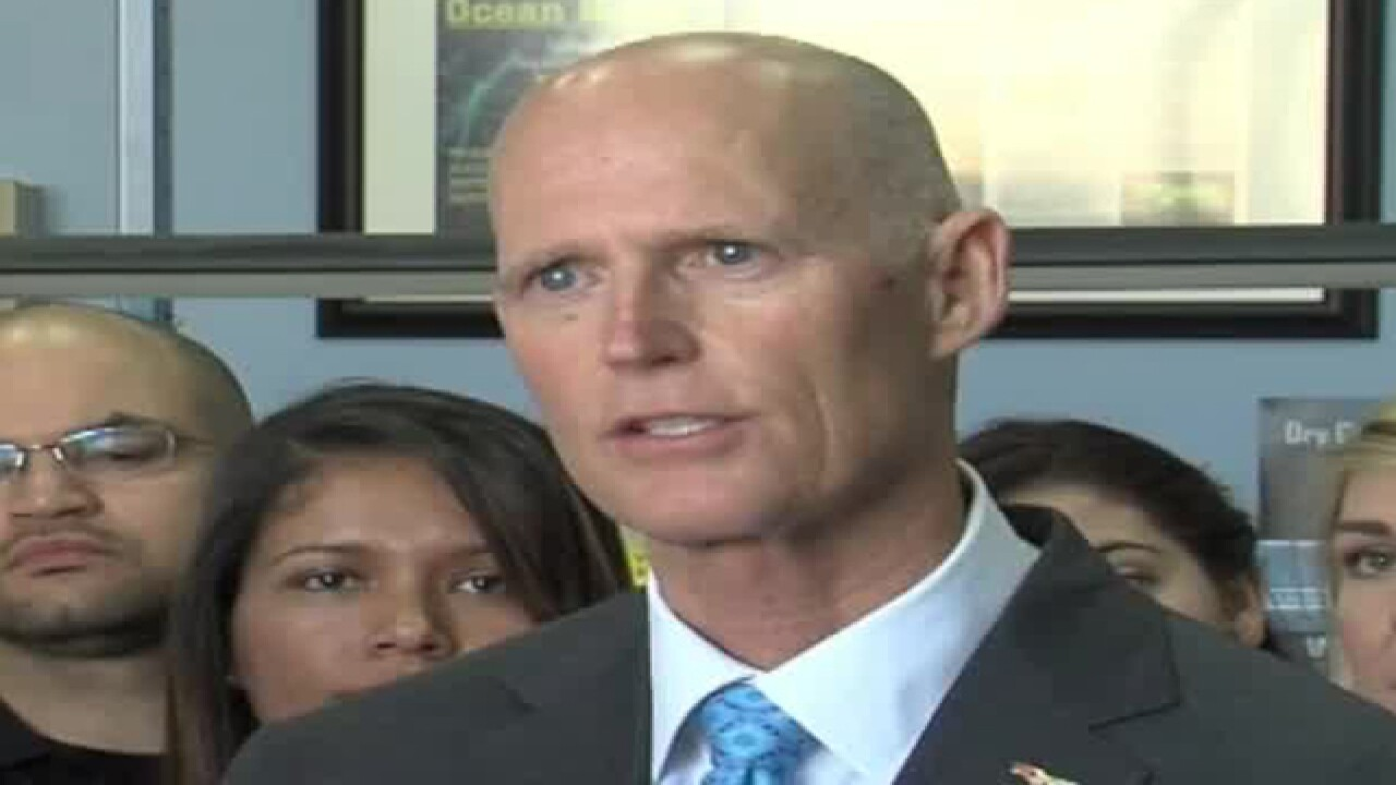 Governor Scott urges families to prepare for Irm