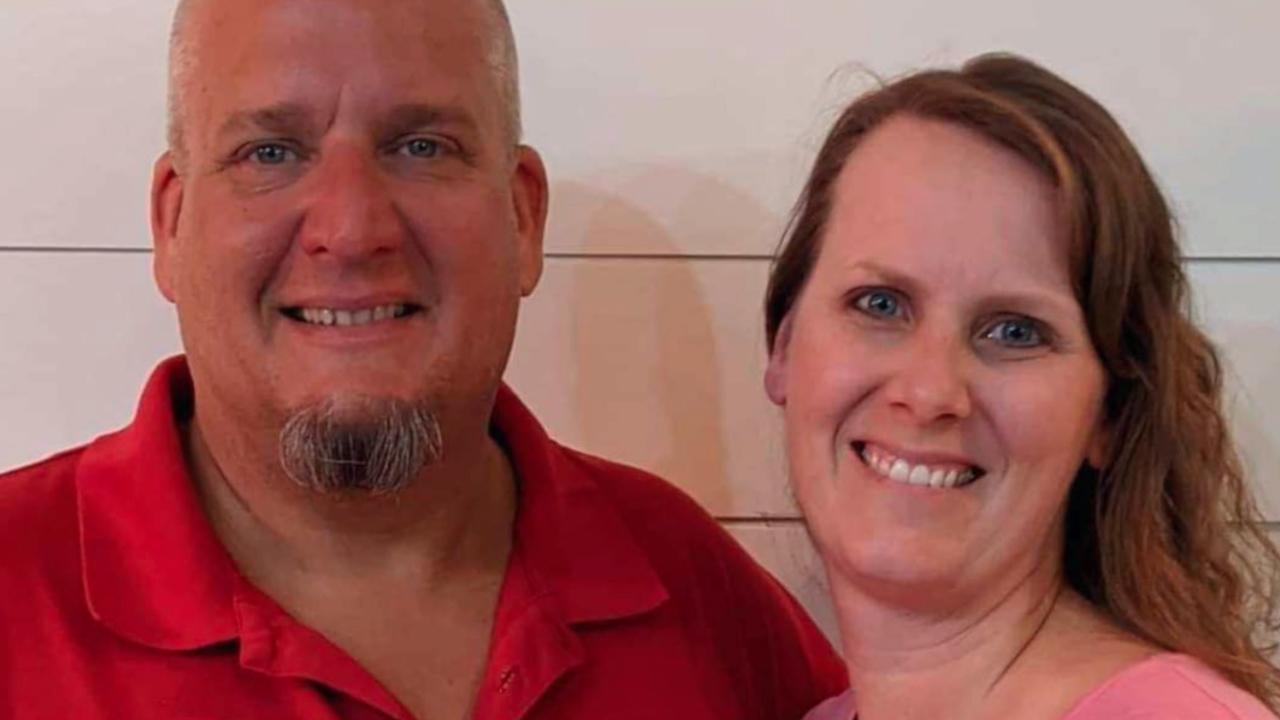 Elizabeth Krebs and husband Jon
