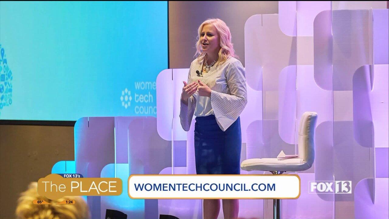 Woman Crush Wednesday: Women Tech Council Founder CydniTetro